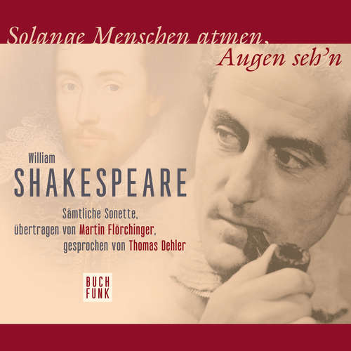 Hoerbuch Sonette - William Shakespeare - Thomas Dehler