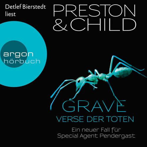 Hoerbuch Grave - Verse der Toten - Ein neuer Fall für Special Agent Pendergast, Band 18 - Douglas Preston - Detlef Bierstedt