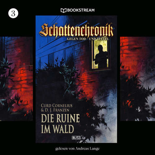 Hoerbuch Die Ruine im Wald - Schattenchronik, Folge 3 - Curd Cornelius - Andreas Lange