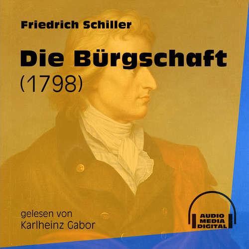 Hoerbuch Die Bürgschaft - 1798 - Friedrich Schiller - Karlheinz Gabor