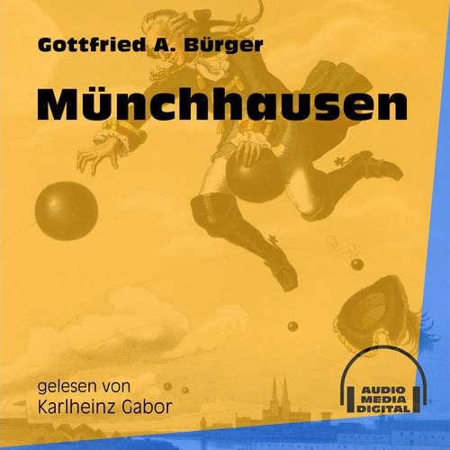 Hoerbuch Münchhausen - Gottfried August Bürger - Karlheinz Gabor
