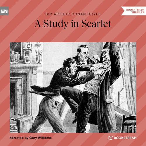 Audiobook A Study in Scarlet - Arthur Conan Doyle - Gary Williams