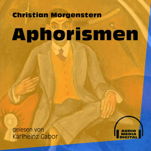 Hoerbuch Aphorismen - Christian Morgenstern - Karlheinz Gabor