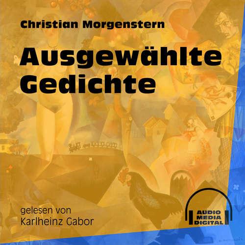 Hoerbuch Ausgewählte Gedichte - Christian Morgenstern - Karlheinz Gabor