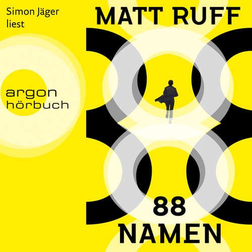 Hoerbuch 88 Namen - Matt Ruff - Simon Jäger
