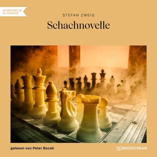 Hoerbuch Schachnovelle - Stefan Zweig - Peter Bocek