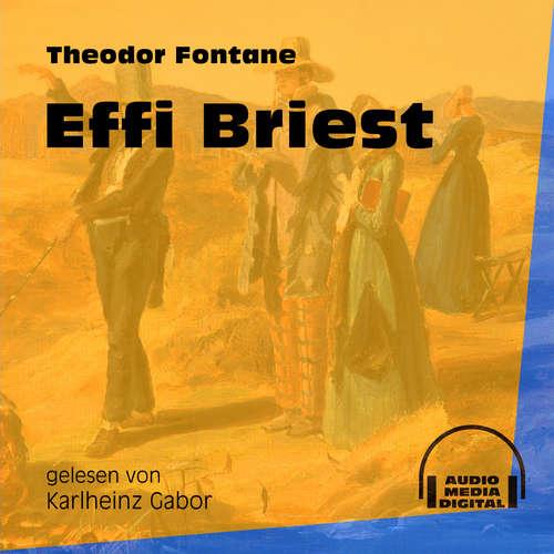 Hoerbuch Effi Briest - Theodor Fontane - Karlheinz Gabor