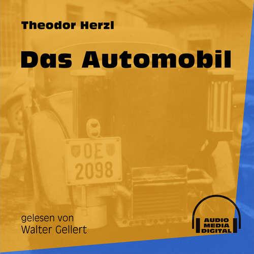 Hoerbuch Das Automobil - Theodor Herzl - Walter Gellert
