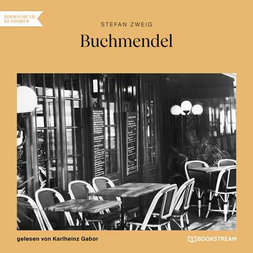 Hoerbuch Buchmendel - Stefan Zweig - Karlheinz Gabor