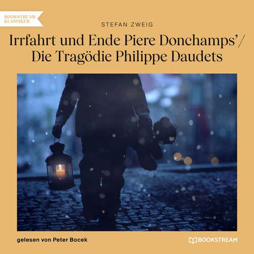 Hoerbuch Irrfahrt und Ende Piere Donchamps' / Die Tragödie Philippe Daudets - Stefan Zweig - Peter Bocek