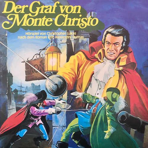 Hoerbuch Der Graf von Monte Christo - Alexandre Dumas - Joachim Bliese