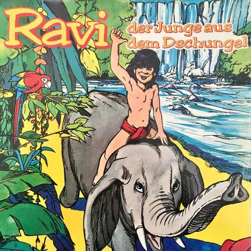 Hoerbuch Ravi, Der Junge aus dem Dschungel - Chris Bohlmann - Jochen Schmidt