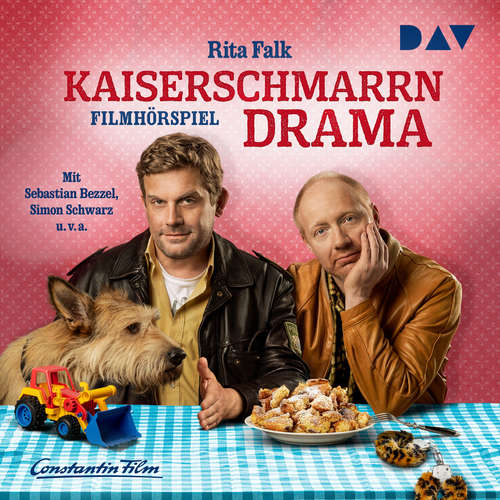 Hoerbuch Kaiserschmarrndrama - Filmhörspiel - Rita Falk - Sebastian Bezzel