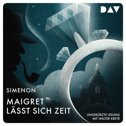 Hoerbuch Maigret lässt sich Zeit - Georges Simenon - Walter Kreye