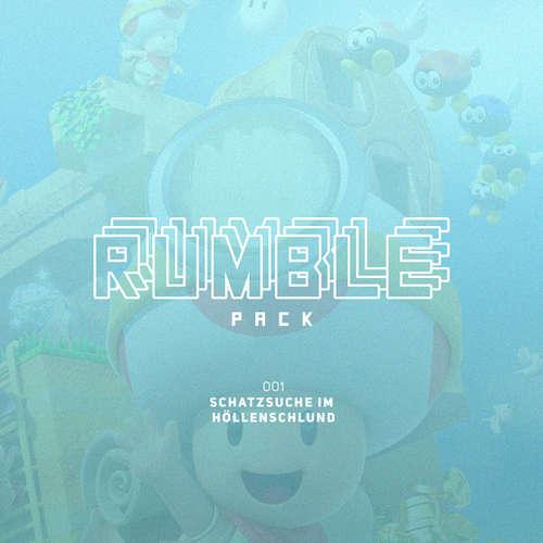 Hoerbuch Rumble Pack - Die Gaming-Sendung, Folge 1: Schatzsuche im Höllenschlund - Julian Laschewski - Julian Laschewski