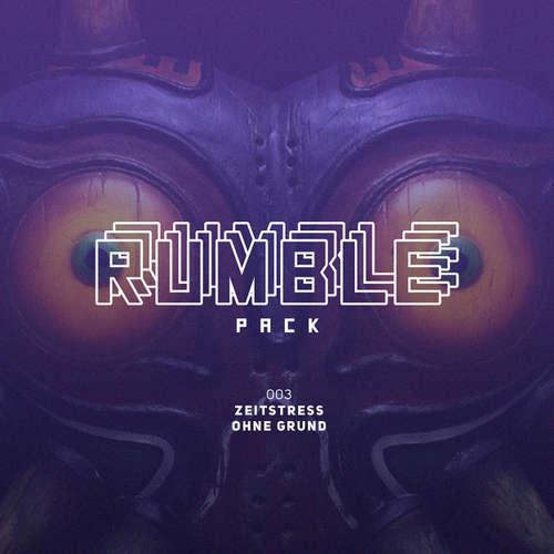 Hoerbuch Rumble Pack - Die Gaming-Sendung, Folge 3: Zeitstress ohne Grund - Julian Laschewski - Julian Laschewski