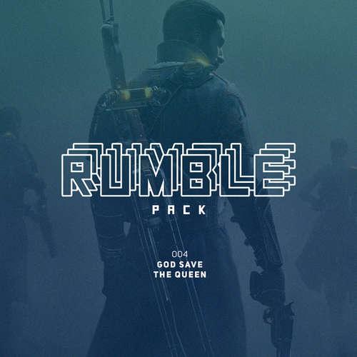 Hoerbuch Rumble Pack - Die Gaming-Sendung, Folge 4: God Save the Queen - Julian Laschewski - Julian Laschewski