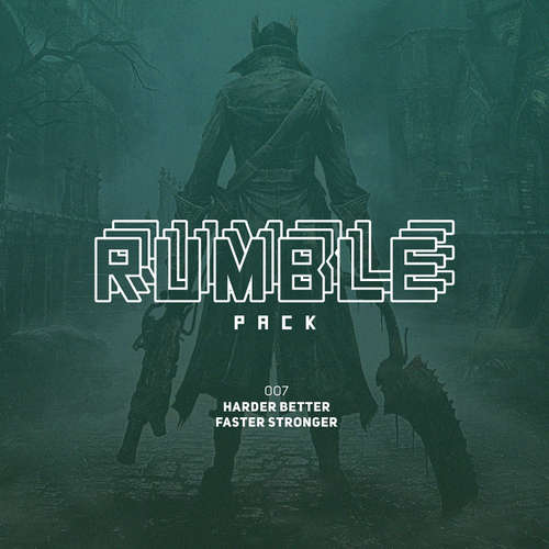 Hoerbuch Rumble Pack - Die Gaming-Sendung, Folge 7: Harder Better Faster Stronger - Julian Laschewski - Julian Laschewski