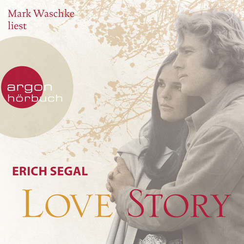 Hoerbuch Love Story - Erich Segal - Mark Waschke