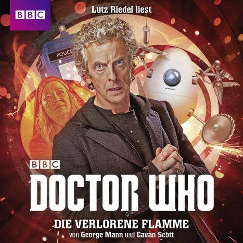 Hoerbuch Doctor Who, Die verlorene Flamme - George Mann - Lutz Riedel