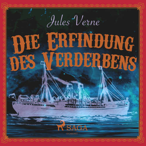 Hoerbuch Die Erfindung des Verderbens - Jules Verne - Vlad Chiriac