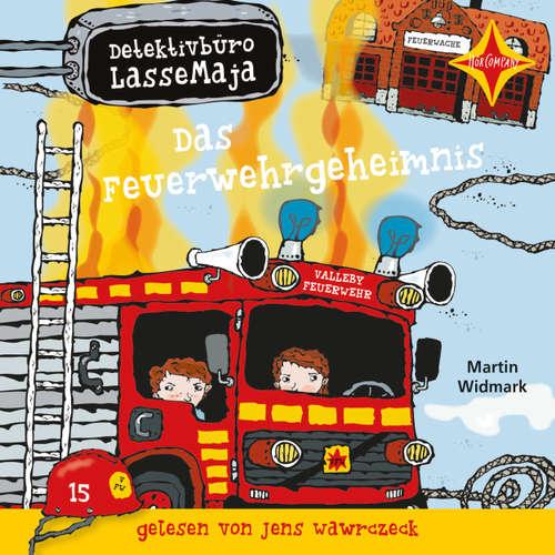 Detektivbüro LasseMaja - Das Feuerwehrgeheimnis