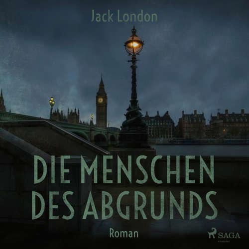 Hoerbuch Die Menschen des Abgrunds - Jack London - Wolfgang Buschner