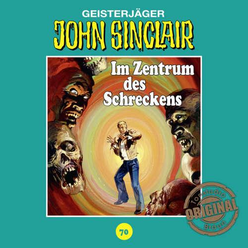 Hoerbuch John Sinclair, Tonstudio Braun, Folge 70: Im Zentrum des Schreckens. Teil 2 von 3 - Jason Dark -  Diverse