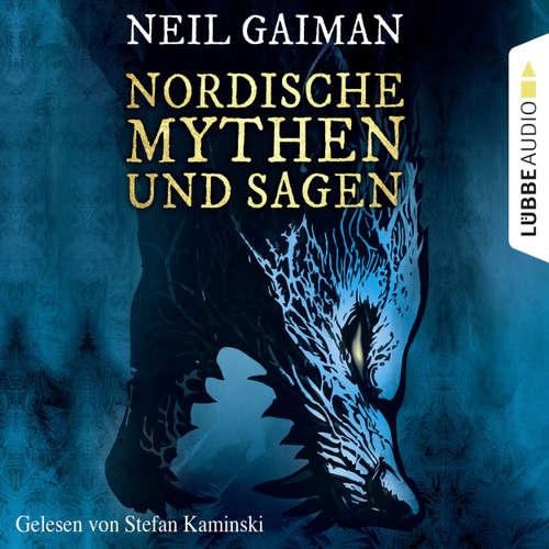 Hoerbuch Nordische Mythen und Sagen - Neil Gaiman - Stefan Kaminski