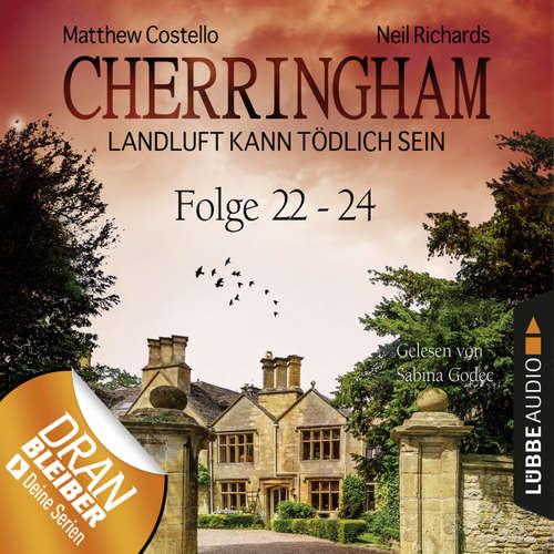 Hoerbuch Cherringham - Landluft kann tödlich sein, Sammelband 8: Folge 22-24 - Neil Richards - Sabina Godec