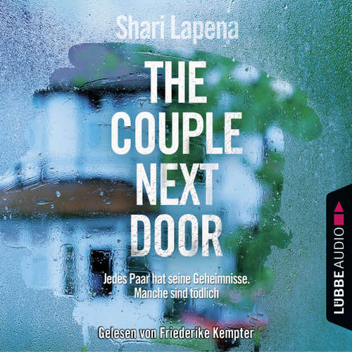 Hoerbuch The Couple Next Door - Shari Lapena - Anneke Kim Sarnau