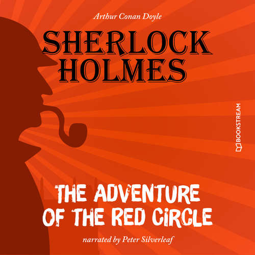 Audiobook The Adventure of the Red Circle - Arthur Conan Doyle - Peter Silverleaf