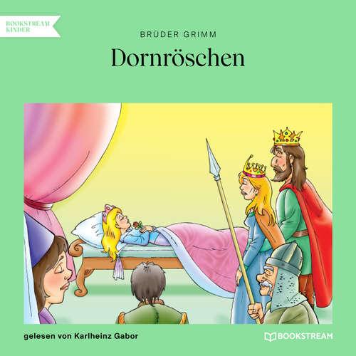 Hoerbuch Dornröschen - Brüder Grimm - Karlheinz Gabor
