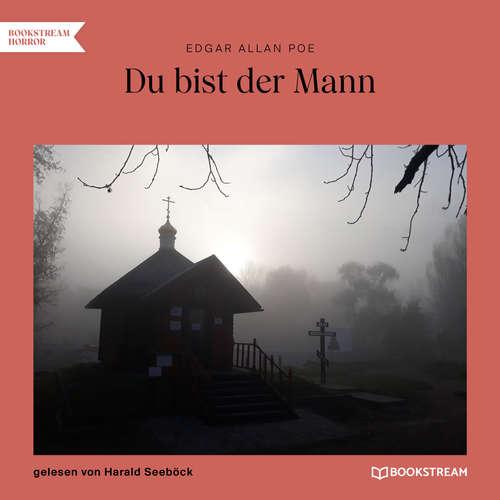 Hoerbuch Du bist der Mann - Edgar Allan Poe - Harald Seeböck