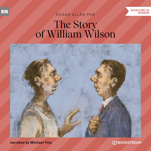 Audiobook The Story of William Wilson - Edgar Allan Poe - Michael Troy