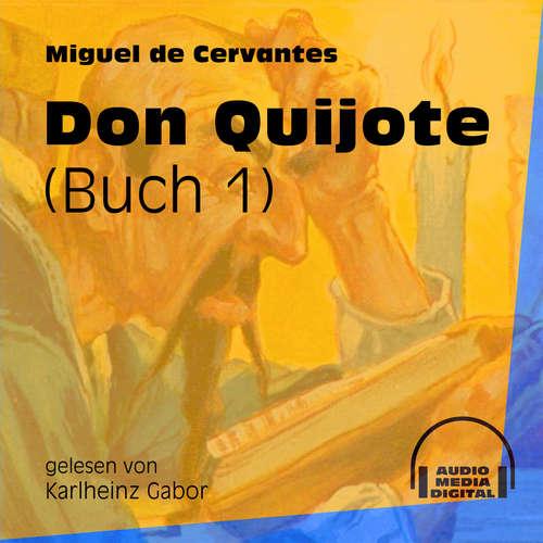 Hoerbuch Don Quijote, Buch 1 - Miguel de Cervantes - Karlheinz Gabor