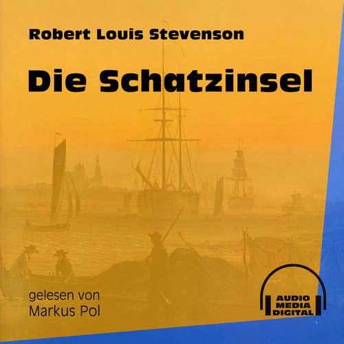 Hoerbuch Die Schatzinsel - Robert Louis Stevenson - Markus Pol
