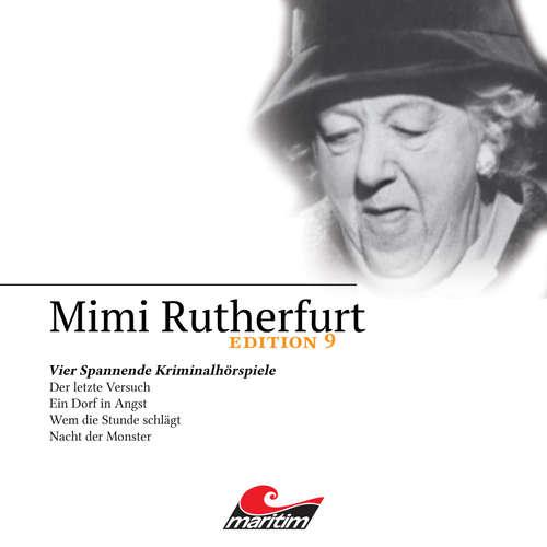 Hoerbuch Mimi Rutherfurt, Edition 9: Vier Spannende Kriminalhörspiele - Maureen Butcher - Gisela Fritsch