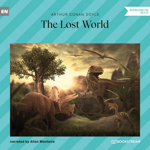 Audiobook The Lost World - Arthur Conan Doyle - Allan Monteiro