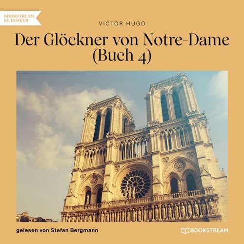 Hoerbuch Der Glöckner von Notre-Dame, Buch 4 - Victor Hugo - Stefan Bergmann