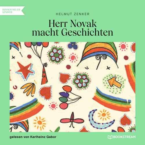Hoerbuch Herr Novak macht Geschichten - Helmut Zenker - Karlheinz Gabor