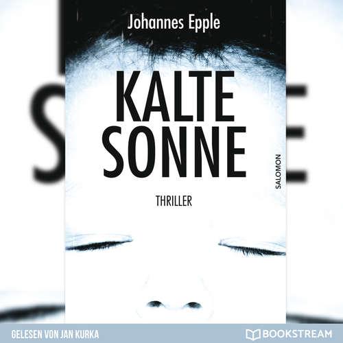 Hoerbuch Kalte Sonne - Thriller - Johannes Epple - Jan Kurka