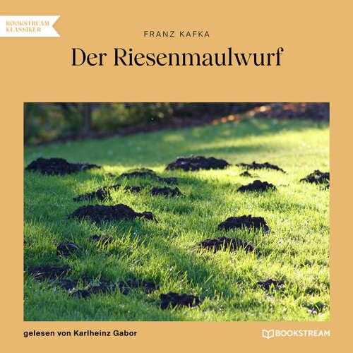 Hoerbuch Der Riesenmaulwurf - Franz Kafka - Karlheinz Gabor