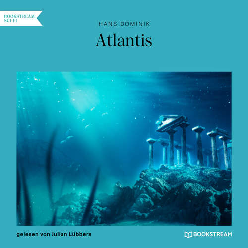 Hoerbuch Atlantis - Hans Dominik - Julian Lübbers