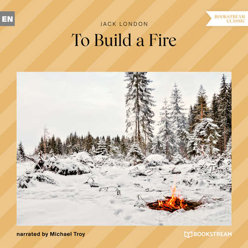 Audiobook To Build a Fire - Jack London - Michael Troy