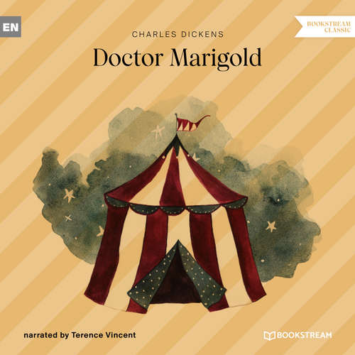 Audiobook Doctor Marigold - Charles Dickens - Terence Vincent