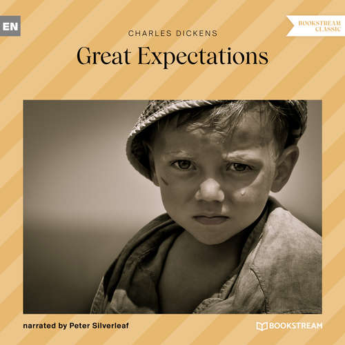 Audiobook Great Expectations - Charles Dickens - Peter Silverleaf