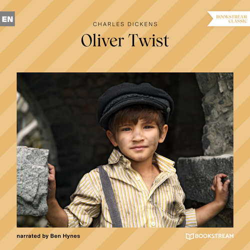 Audiobook Oliver Twist - Charles Dickens - Ben Hynes