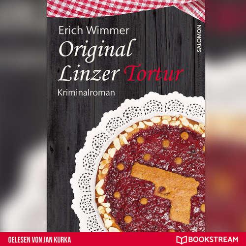 Hoerbuch Original Linzer Tortur - Kriminalroman - Erich Wimmer - Jan Kurka