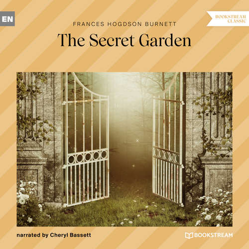 Audiobook The Secret Garden - Frances Hodgson Burnett - Cheryl Bassett